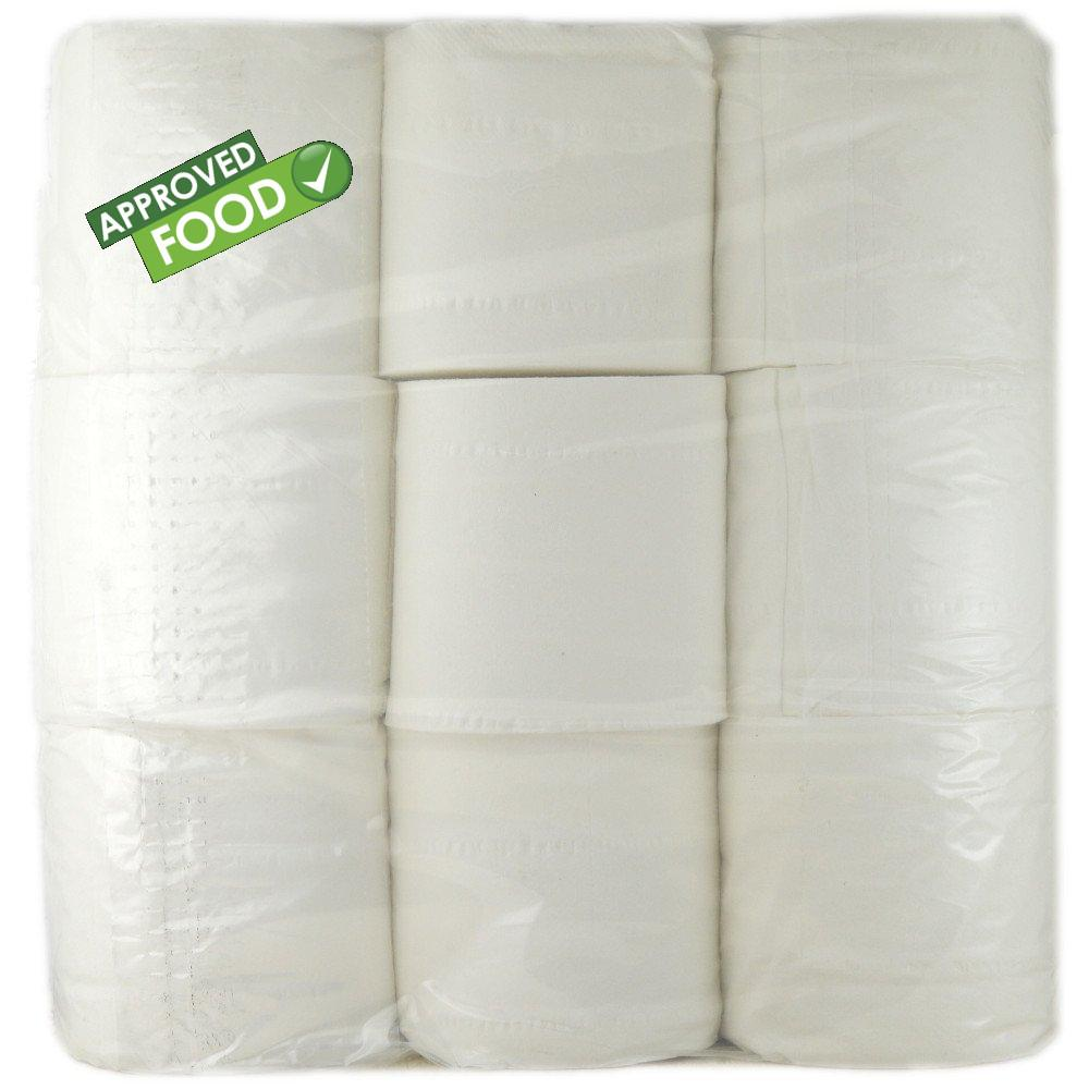 Perfectly Good Toilet Roll 9 pack White