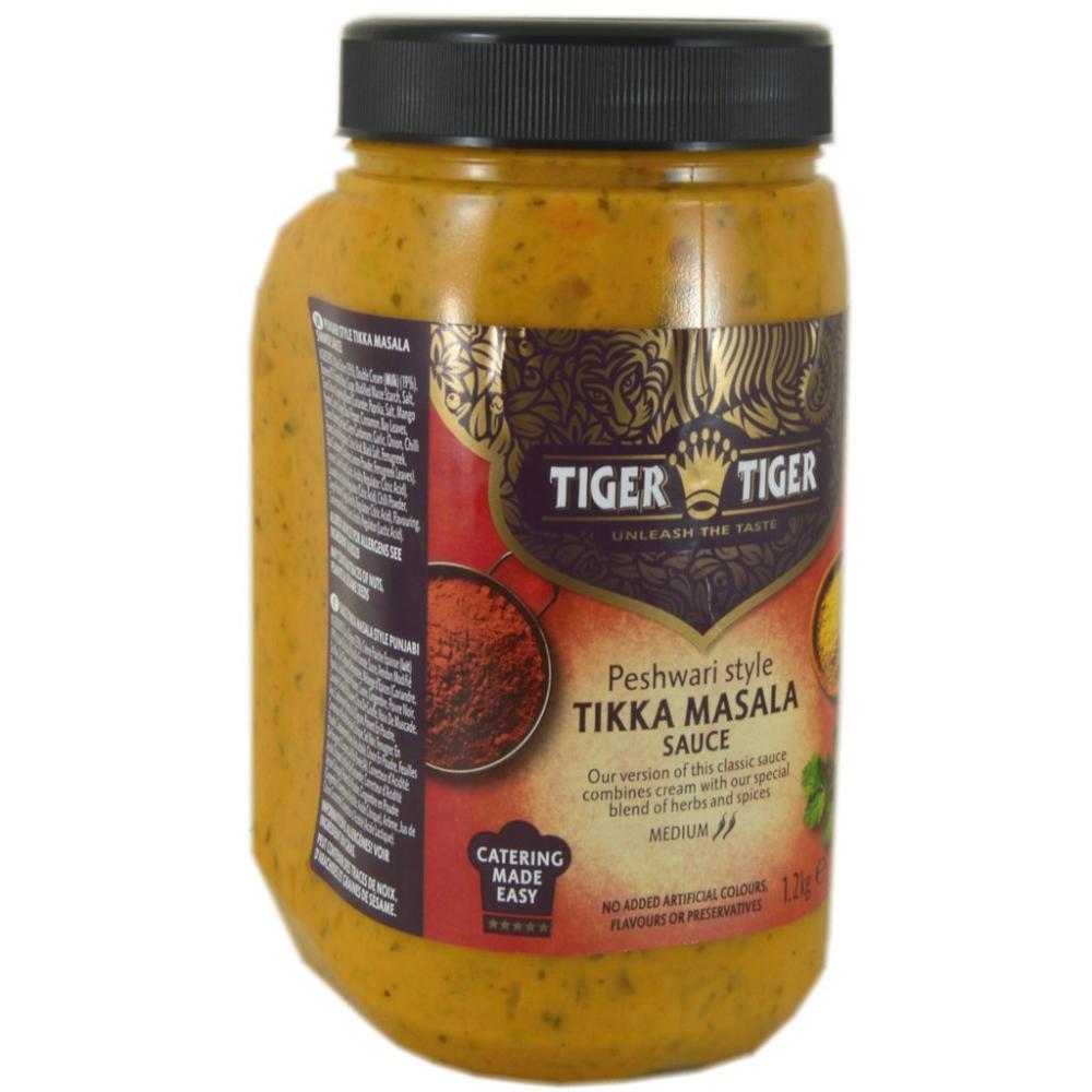Tiger Tiger Peshwari Style Tikka Masala Sauce 1.2kg