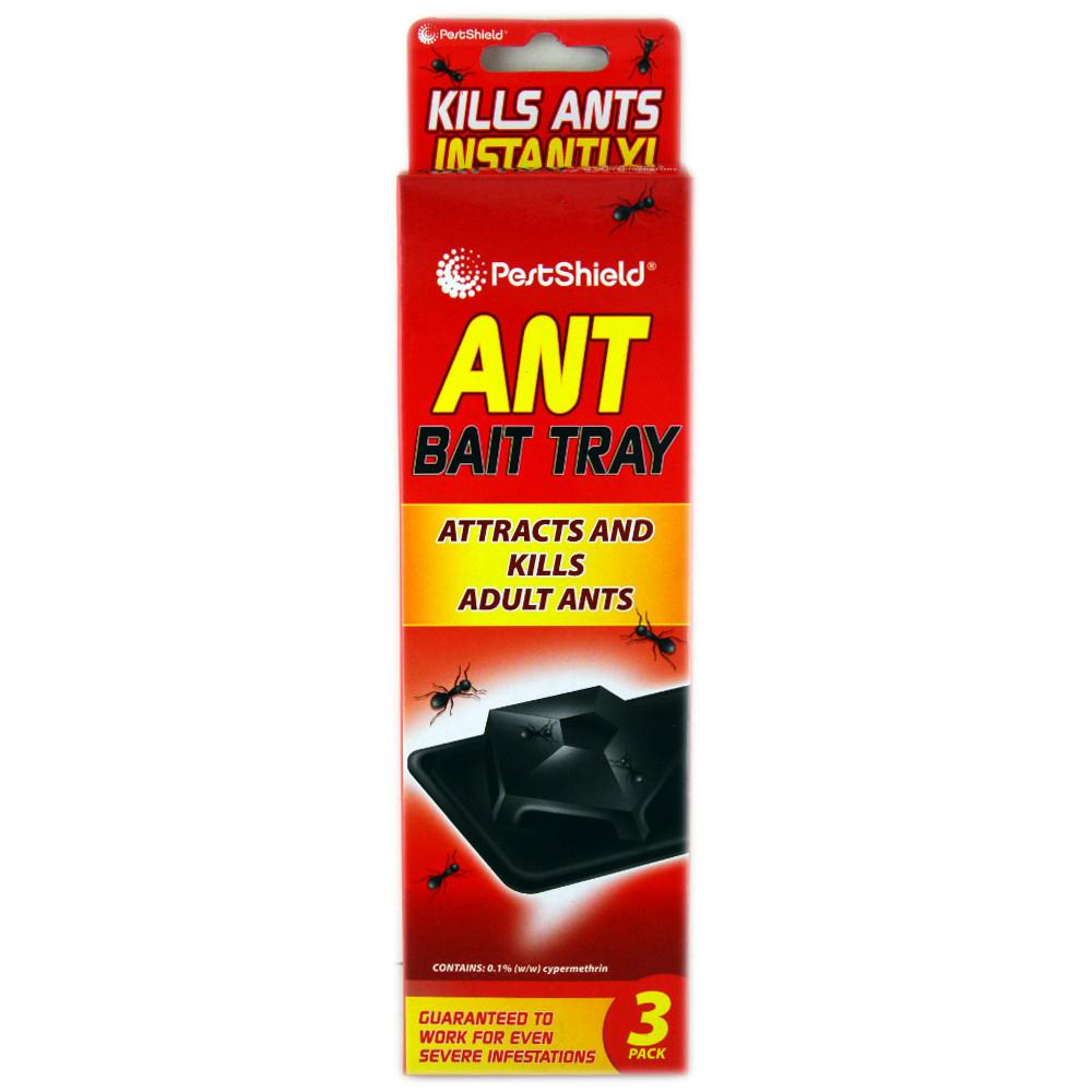 Pest Shield Ant Bait Tray 2g x 3