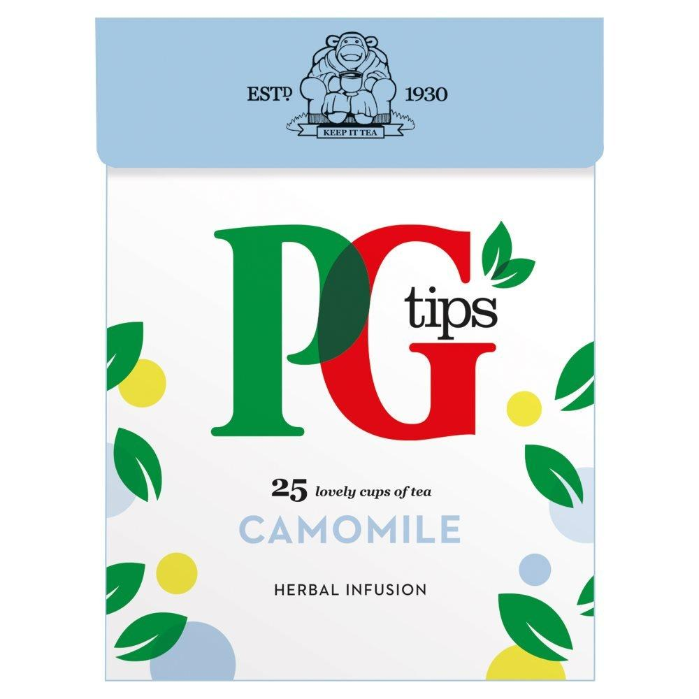 PG Tips Camomile Herbal Infusion 25 bags