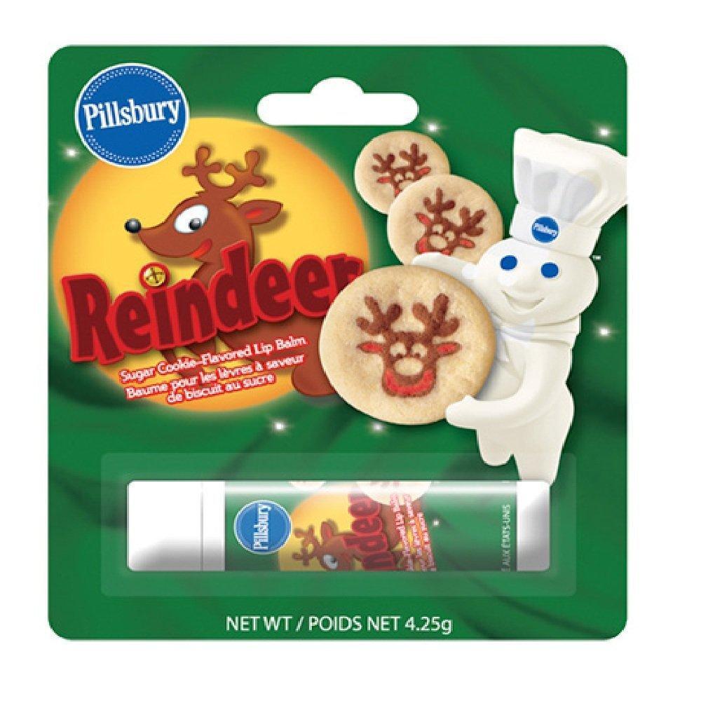 Pillsbury Reindeer Lip Balm