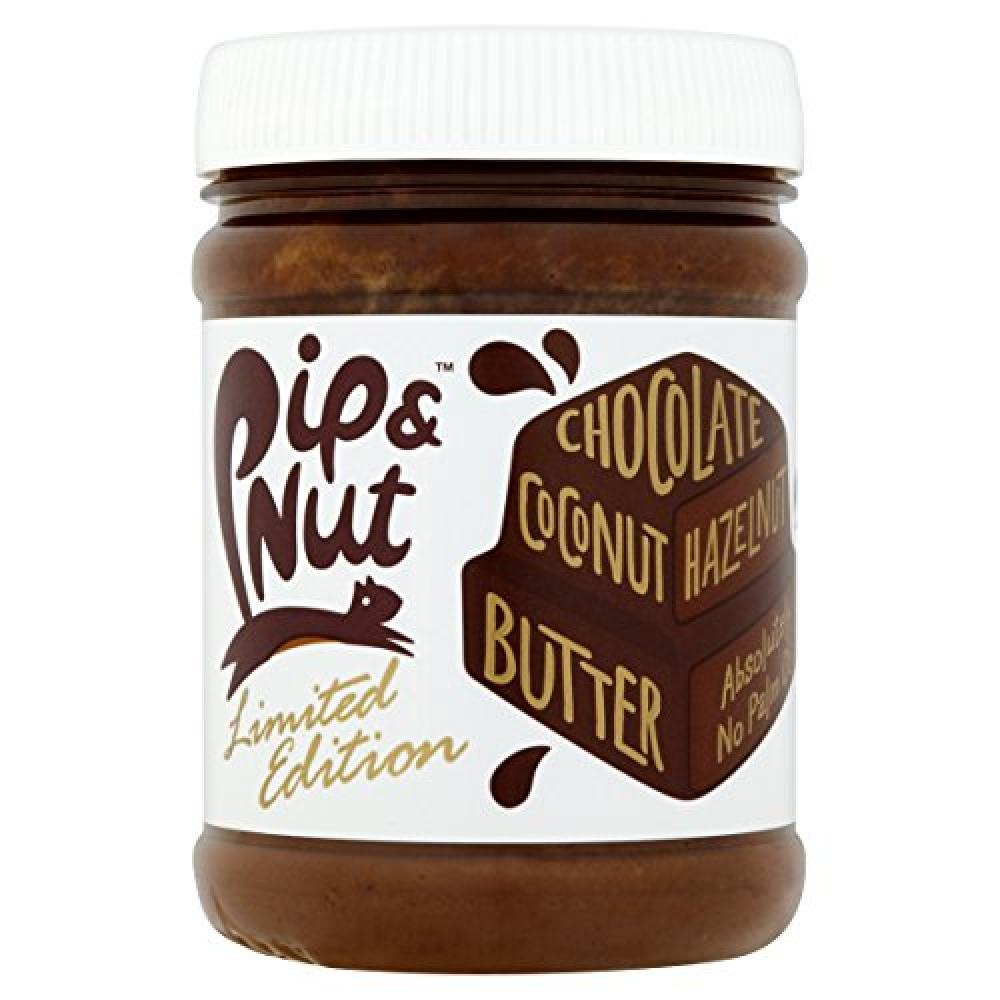 Pip and Nut Limited Edition Chocolate Coconut Hazelnut Butter 225g