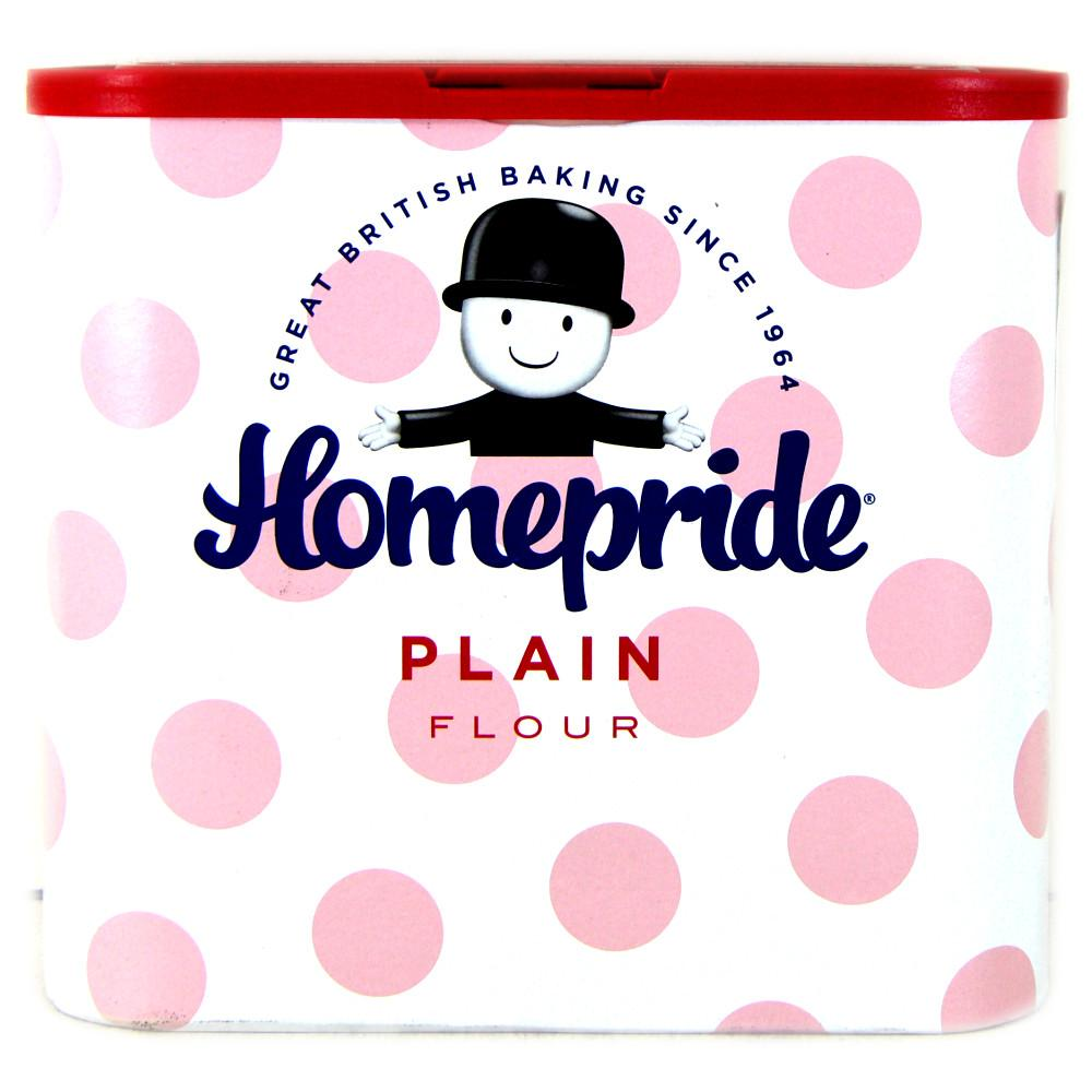 Homepride Plain Flour 500g