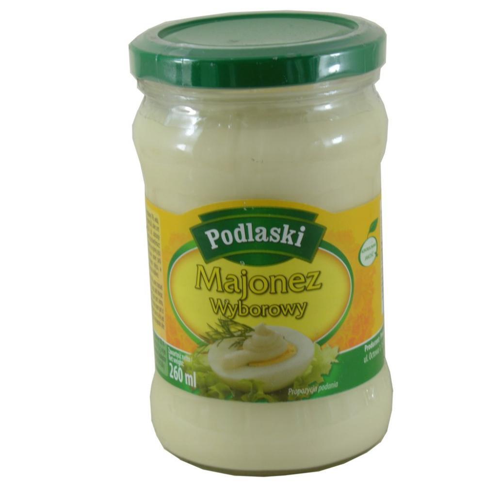 FURTHER REDUCTION  Podlaski Mayonnaise 260ml