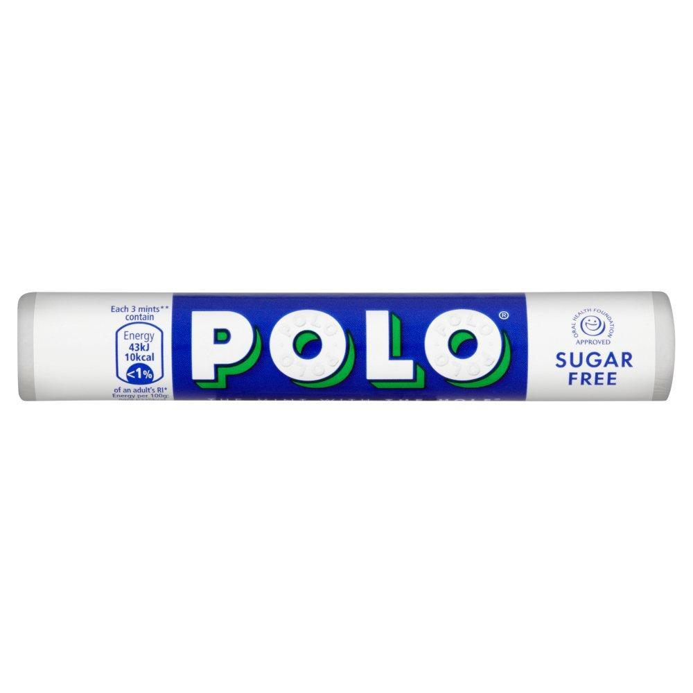 Nestle Polo Sugar Free 33.4g