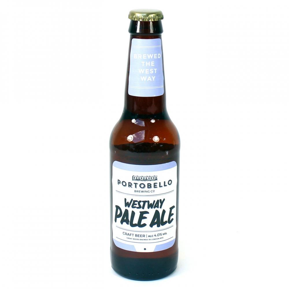 Portobello Westway Pale Ale 330ml