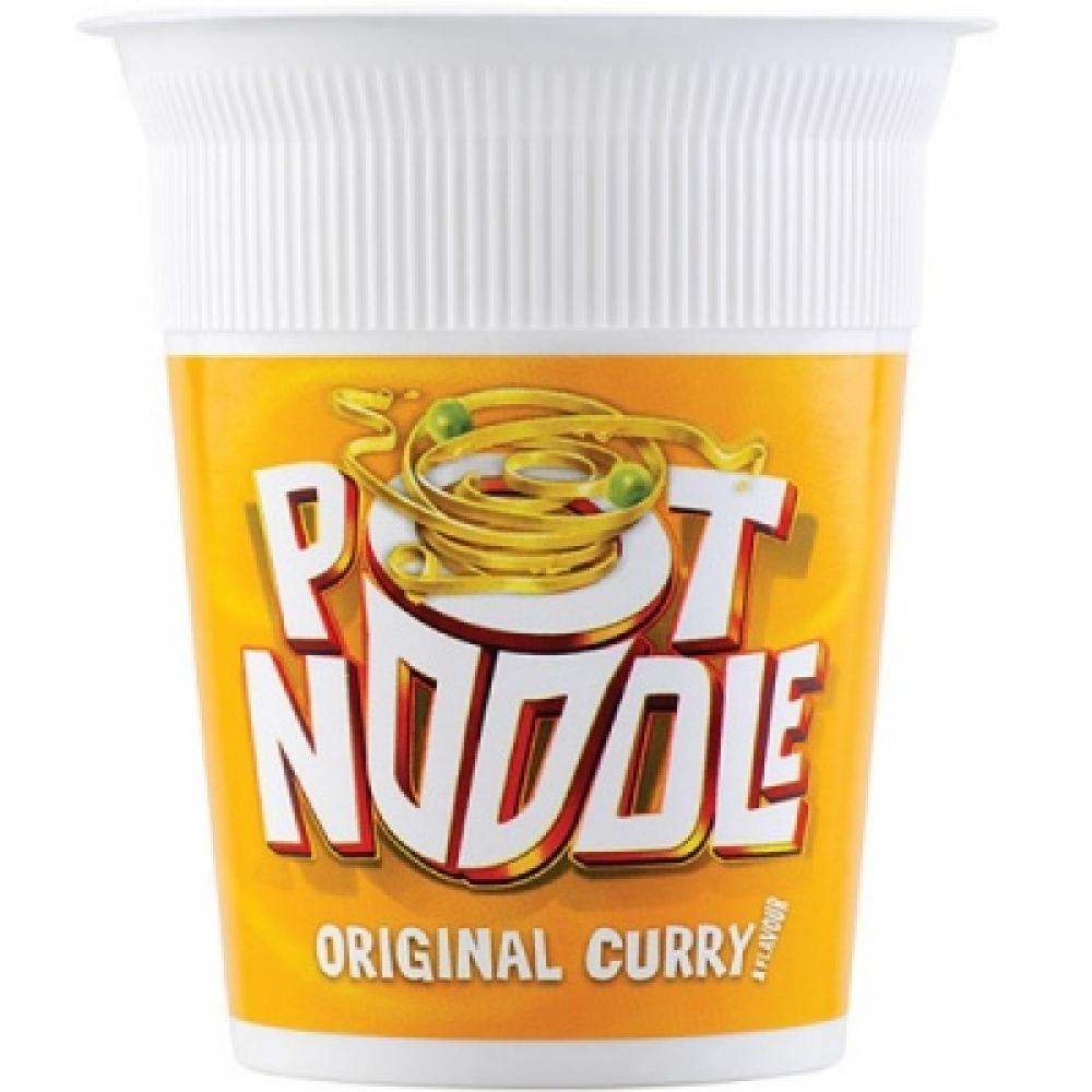 Pot Noodle Original Curry Flavour 90g 90g