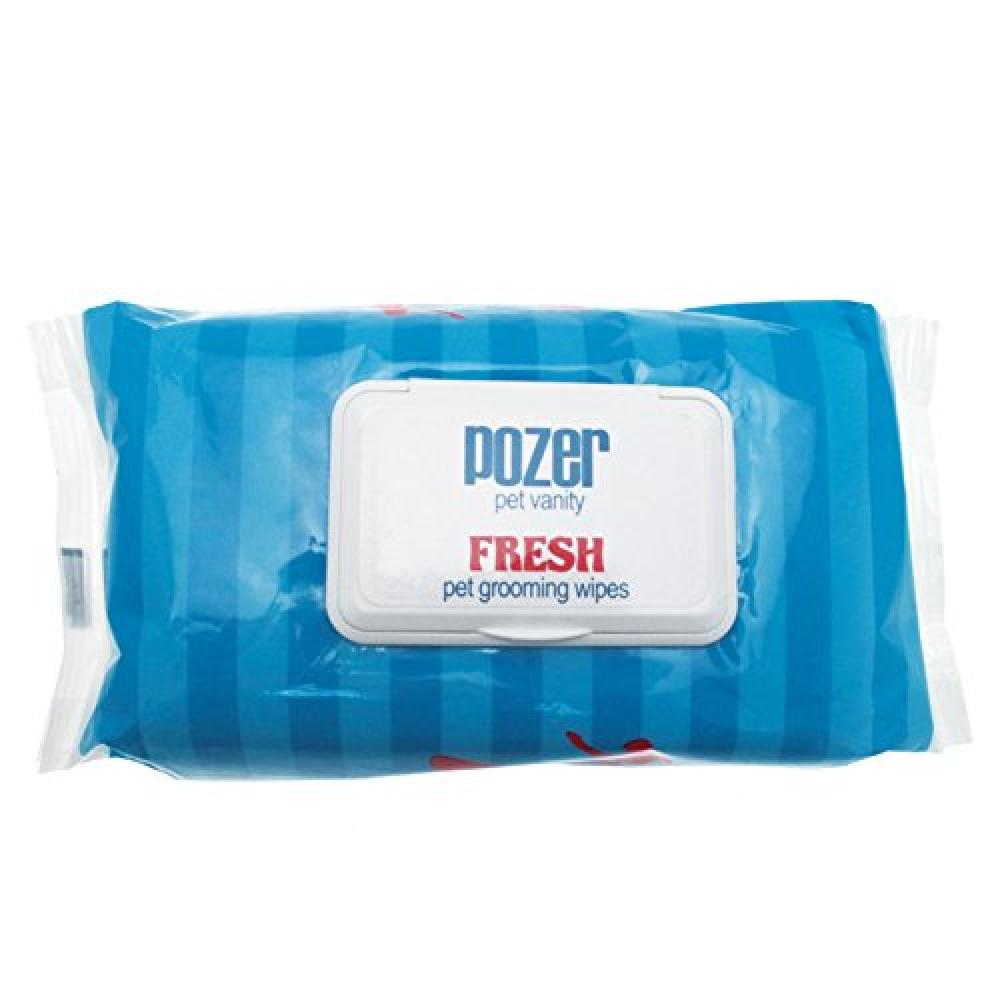 Pozer Fresh Pet Body Wipes 80 wipes