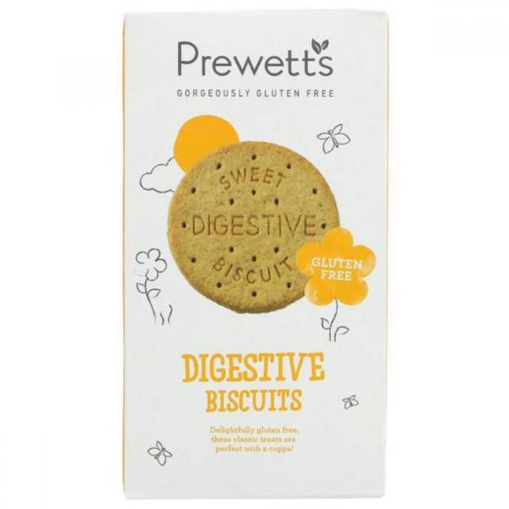 Prewetts Disgestive Biscuits 160g