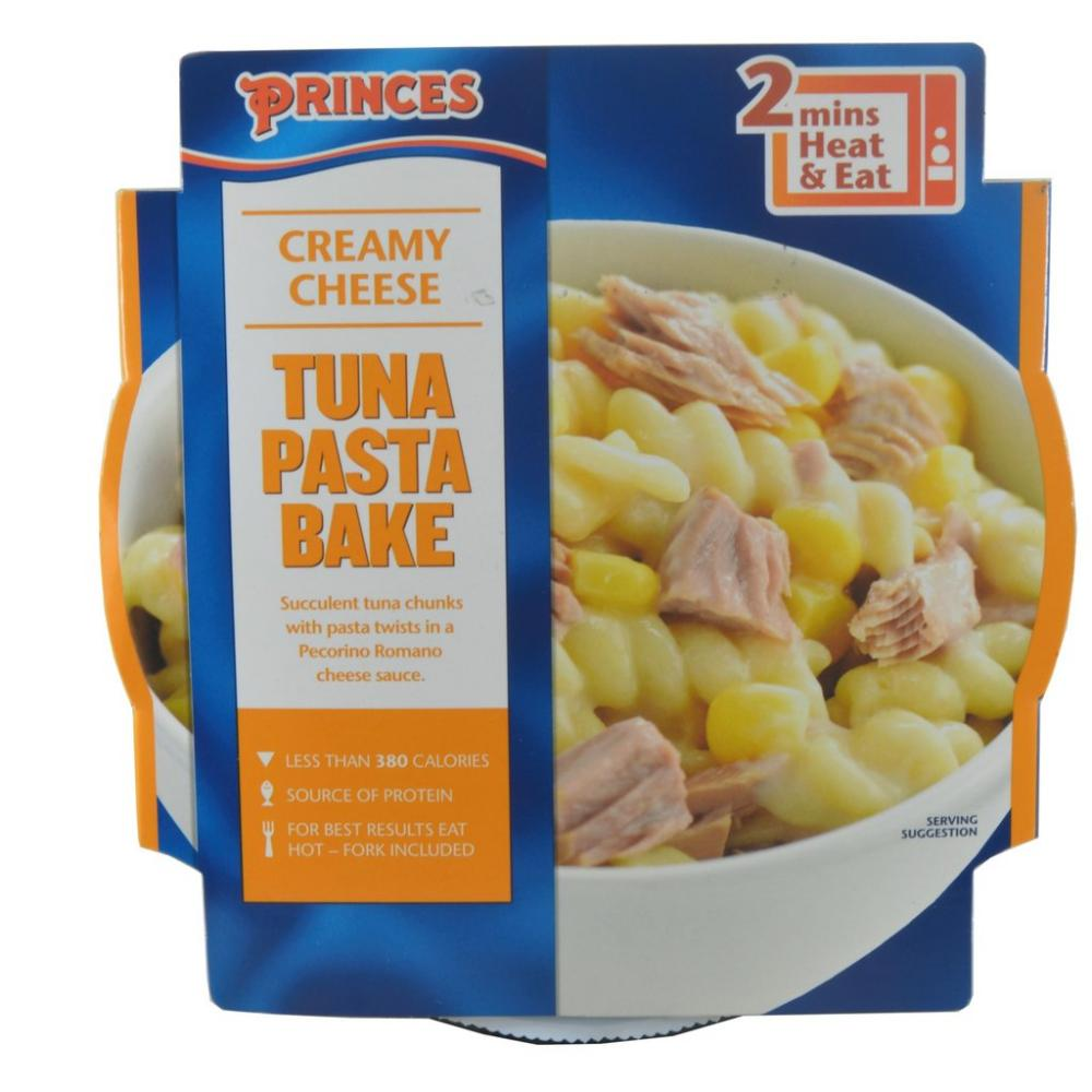 Princes Creamy Cheese Tuna Pasta Bake 210g