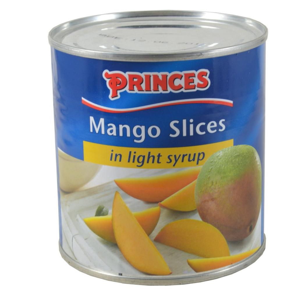 Princes Mango Slices In Light Syrup 425g