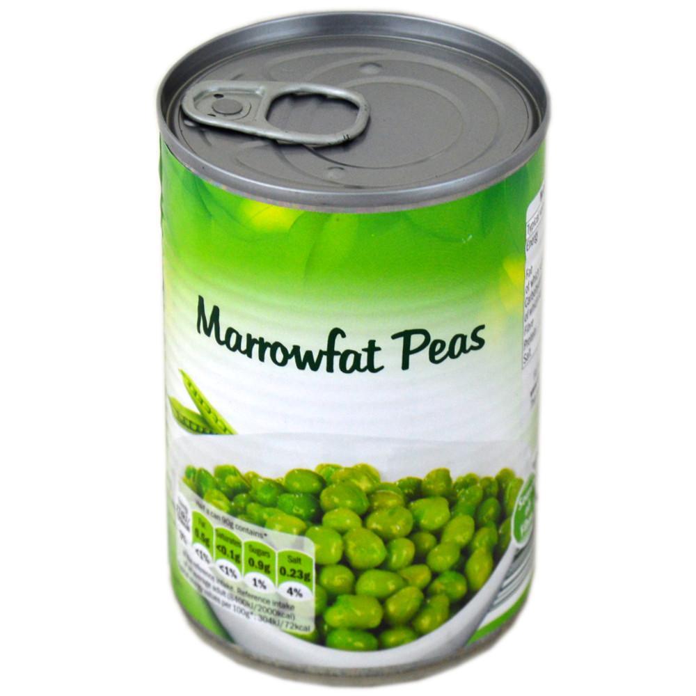 De Identified Marrowfat Peas 300g