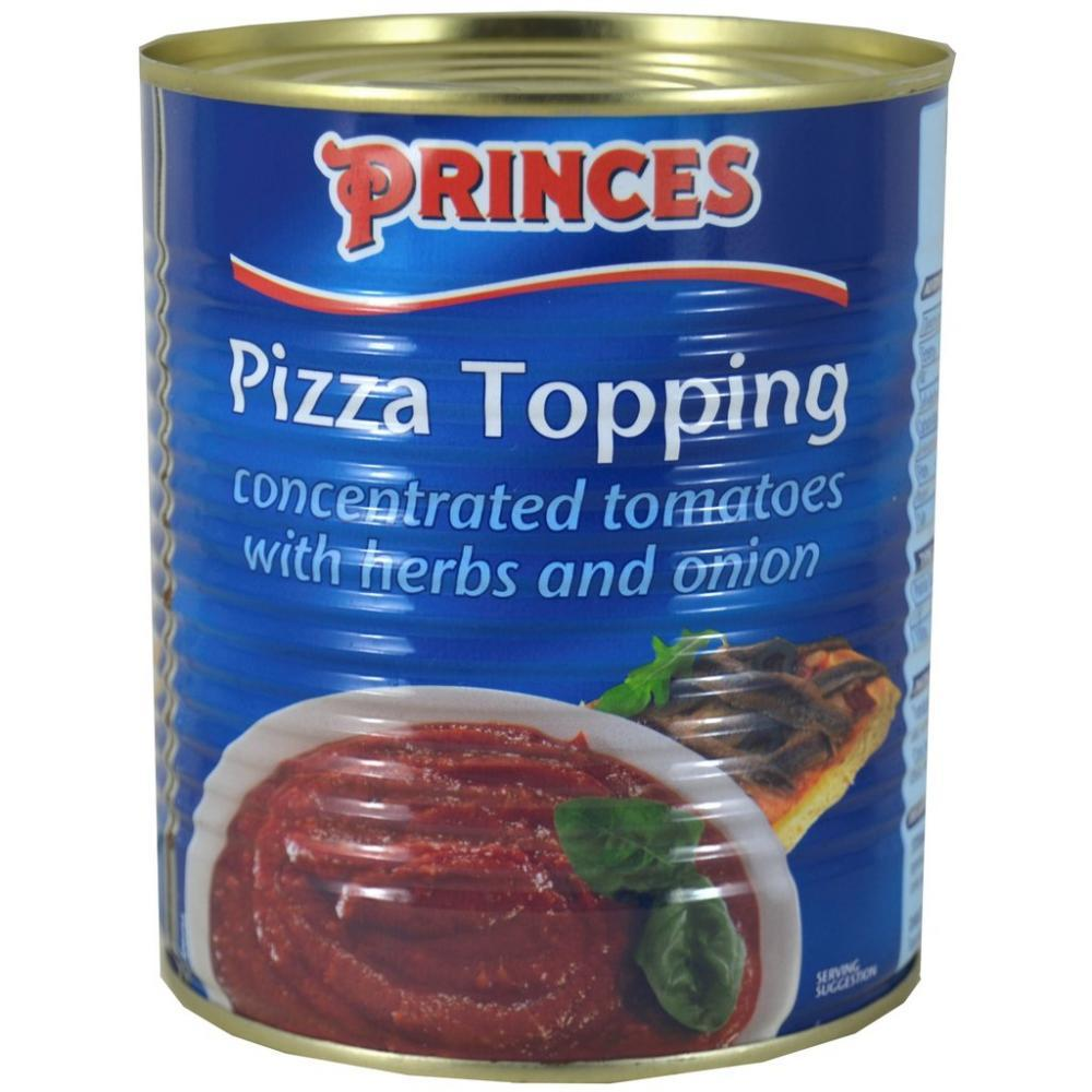 Princes Pizza Topping 800g