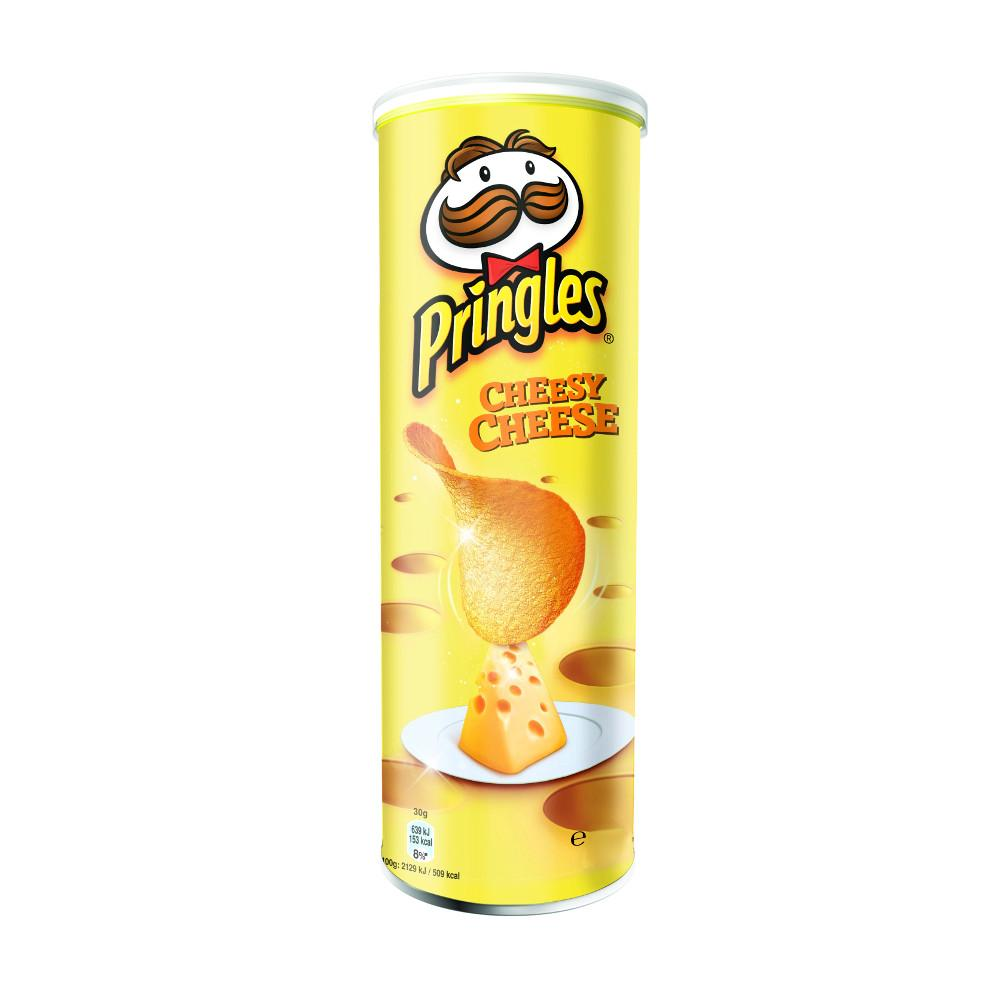 Pringles Cheesy Cheese Flavour 130g