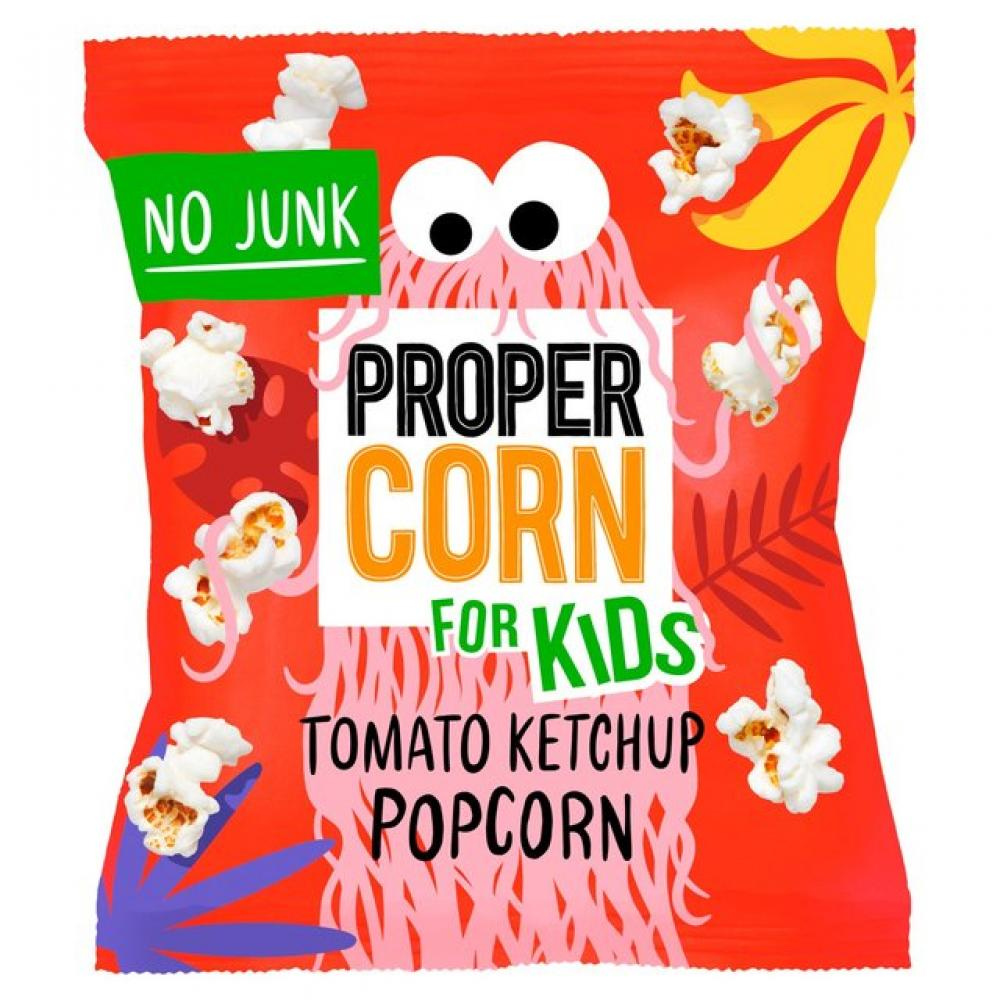Propercorn for Kids Tomato Ketchup popcorn 12g