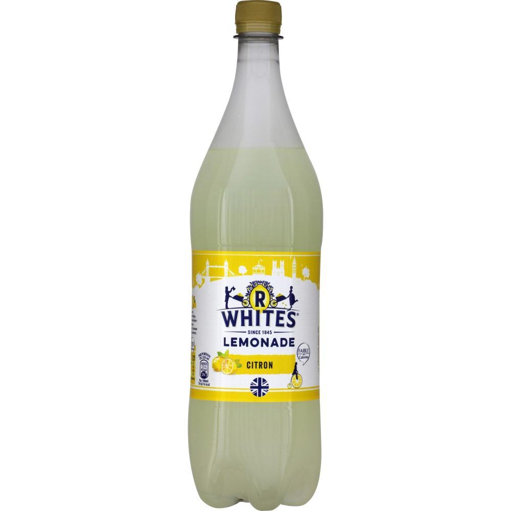 R Whites Lemonade 1.25l