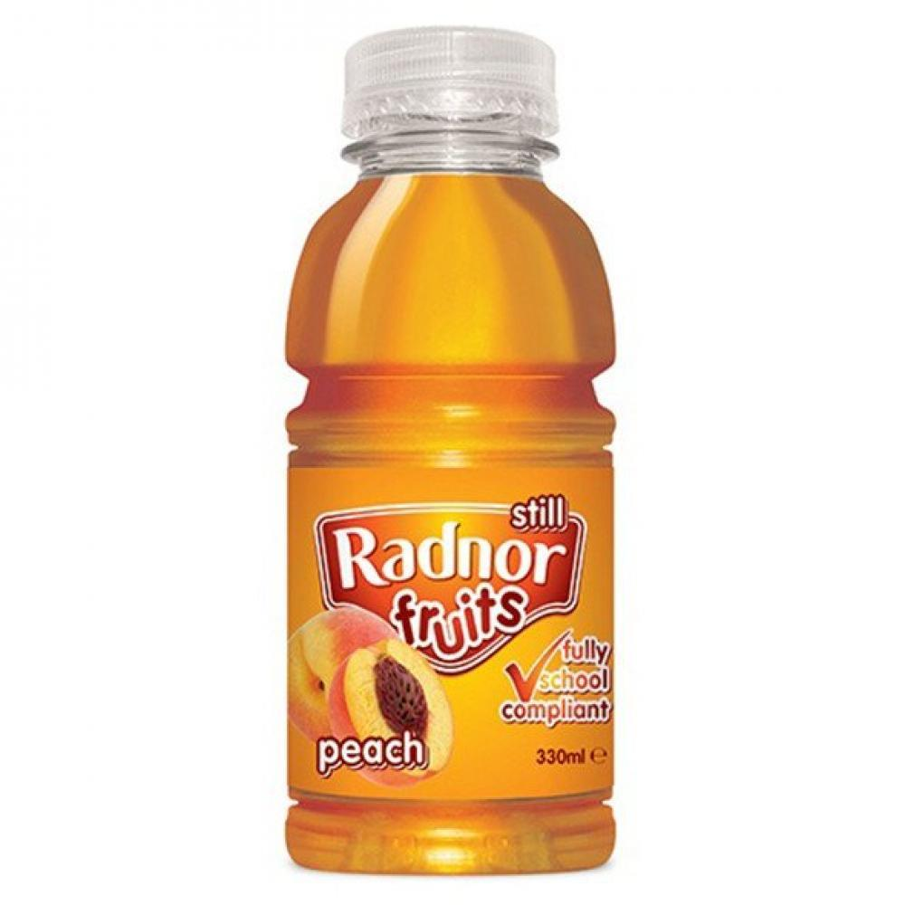 Radnor Still Fruits Peach 330ml