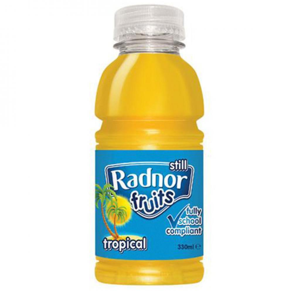 Radnor Still Fruits Tropical 330ml
