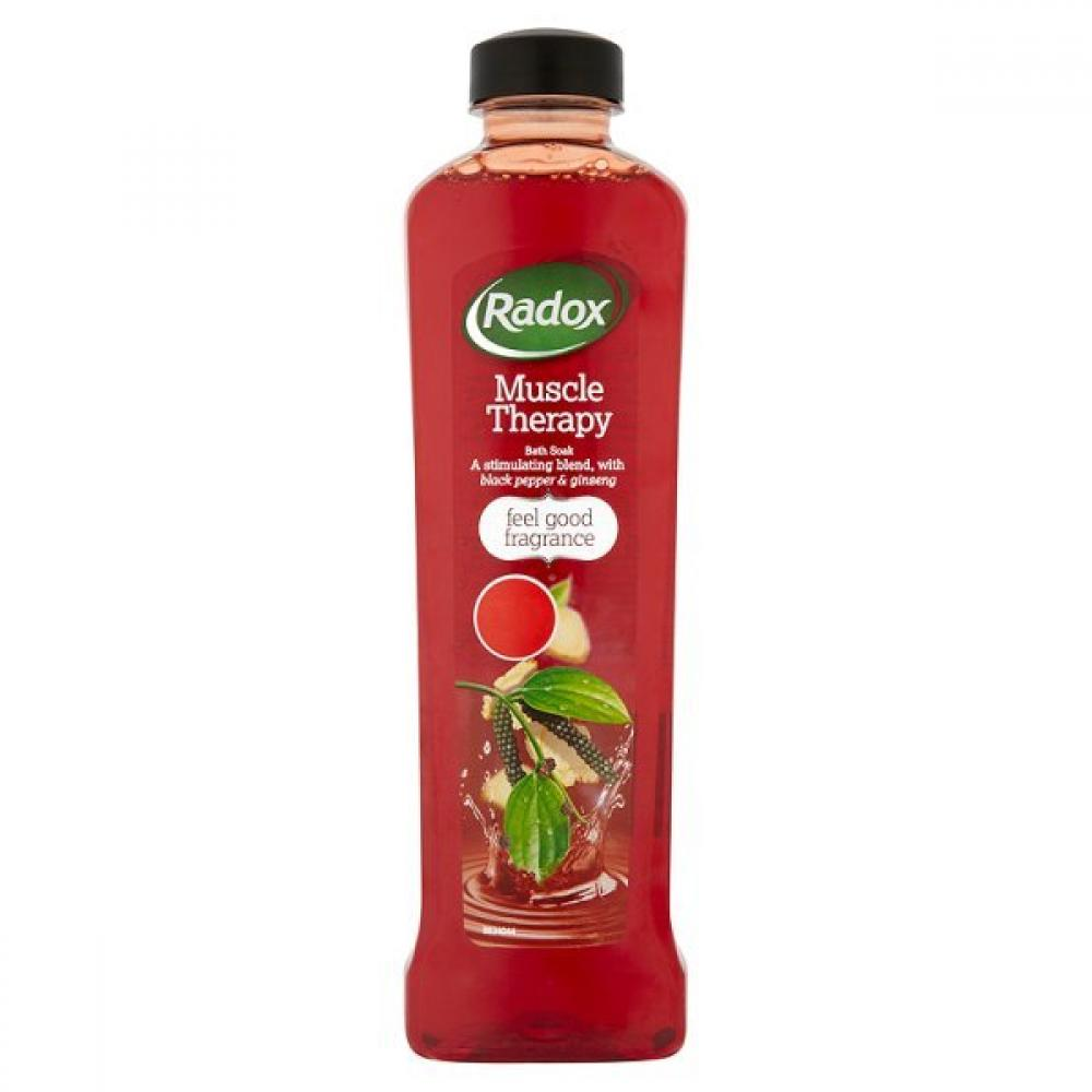 Radox Muscle Therapy Bath Therapy 500ml