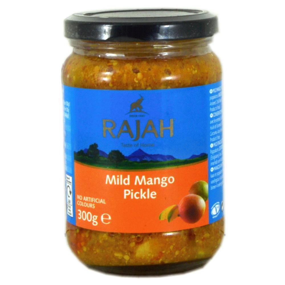 Rajah Mild Mango Pickle 300g