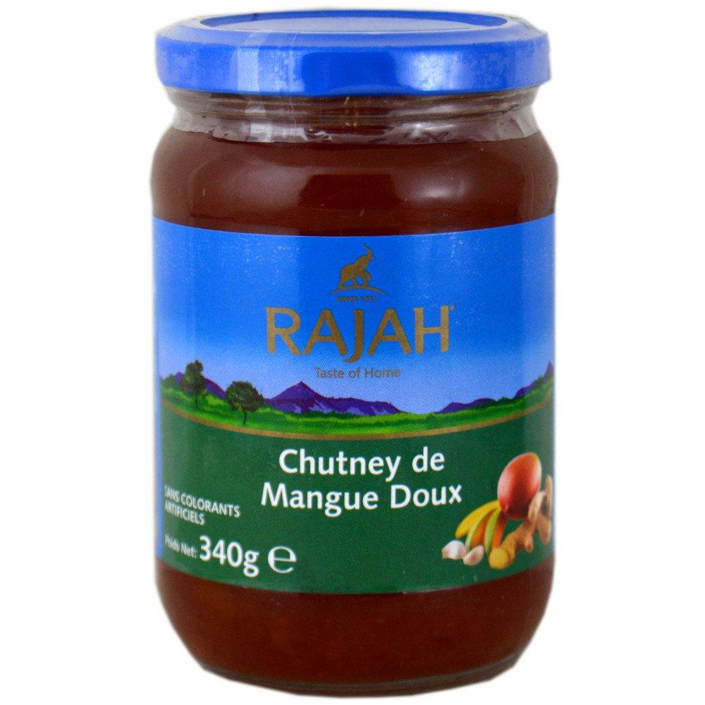 Rajah Sweet Mango Chutney 340g