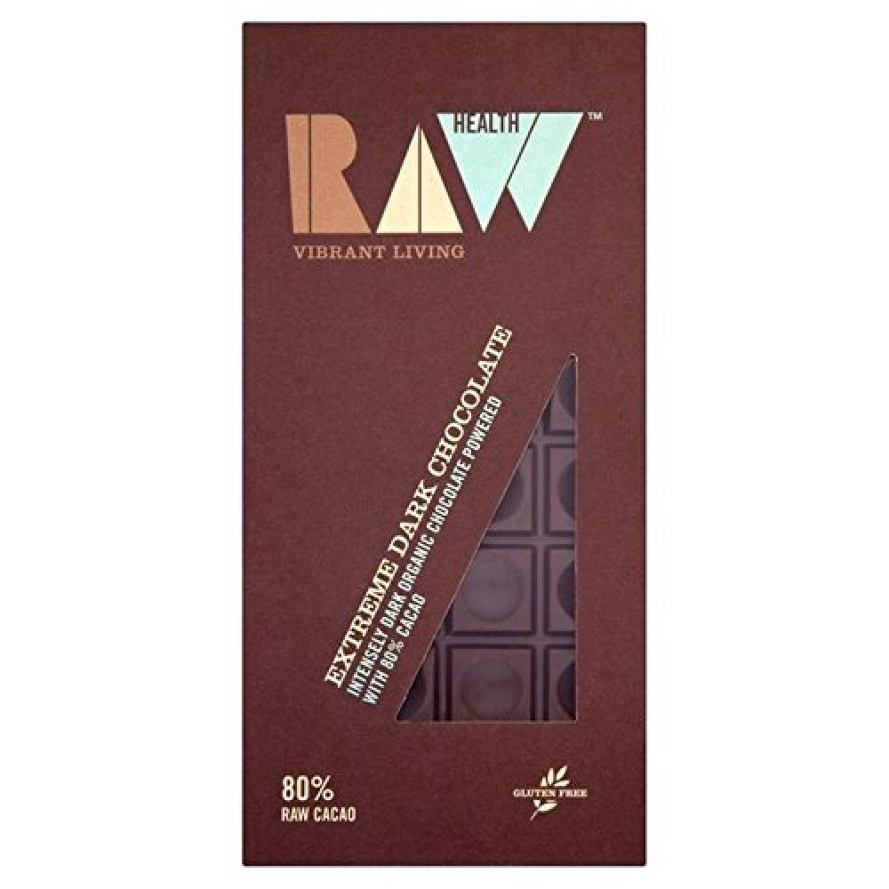 Raw Health Extreme Dark Chocolate 70g