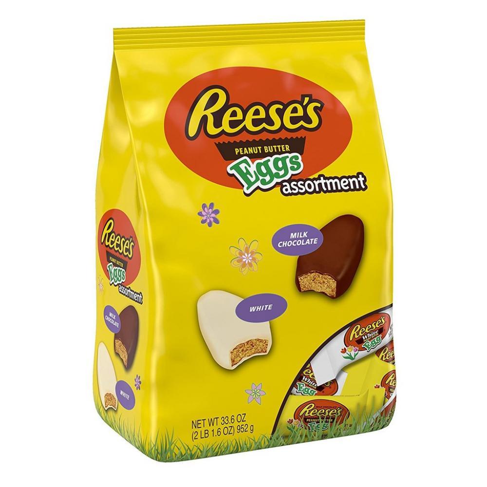 Reeses Easter Peanut Butter Eggs Assortment 952g