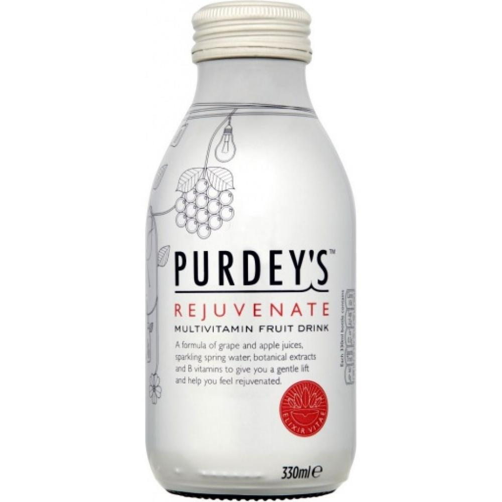 Purdeys Rejuvenate Multivitamin Fruit Drink 330ml