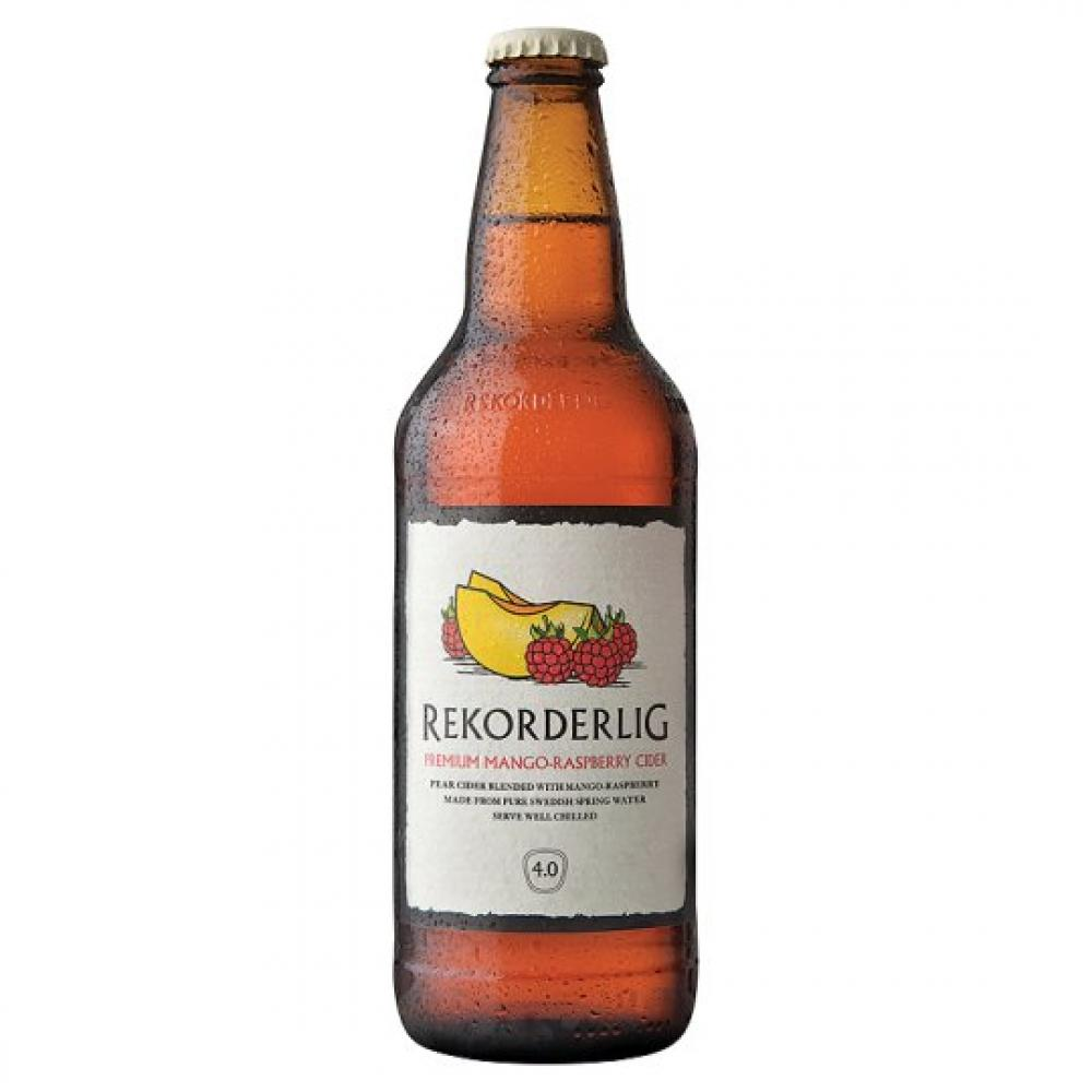 Rekorderlig Premium Mango and Raspberry 500ml