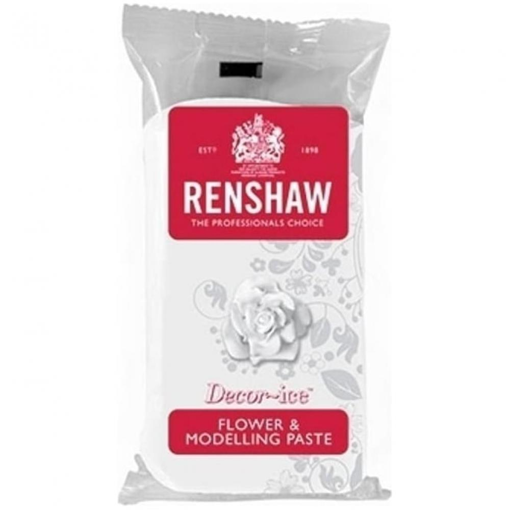 Renshaw Decor Ice Flower and Modelling Paste 250 g