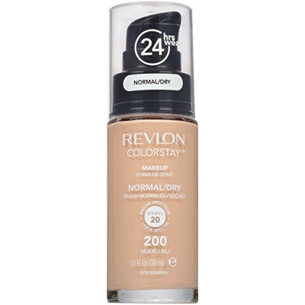 Revlon Colourstay Foundation 200 Nude 30ml
