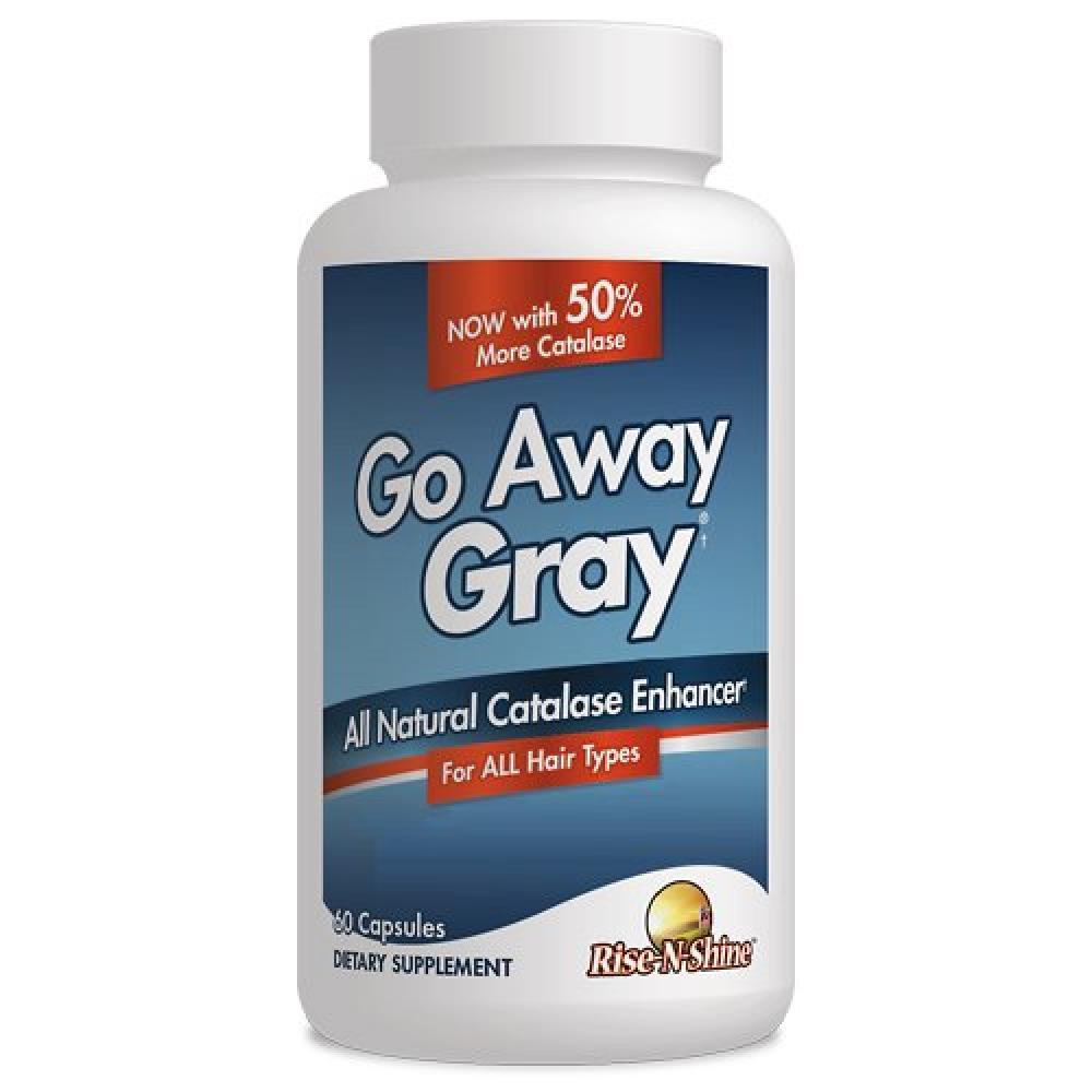 Riese-N-Shine Go Away Gray 60 Capsules