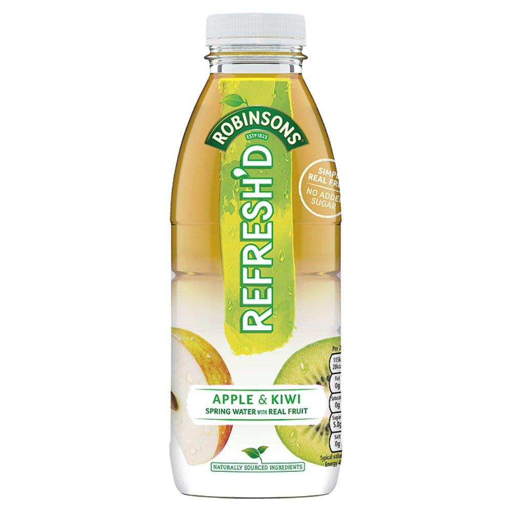 Robinsons Refreshed Apple and Kiwi 500ml