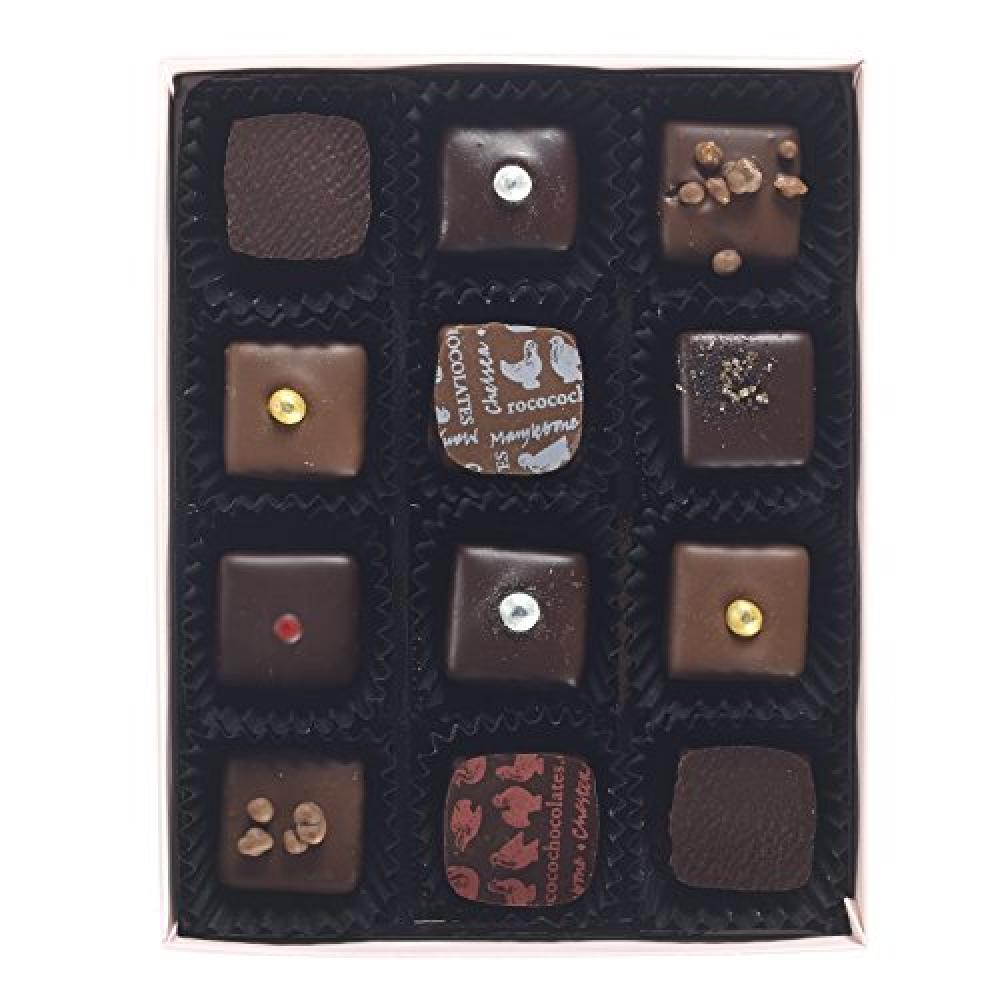Rococo Chocolates Cat That Got The Cream Selection Box 110g