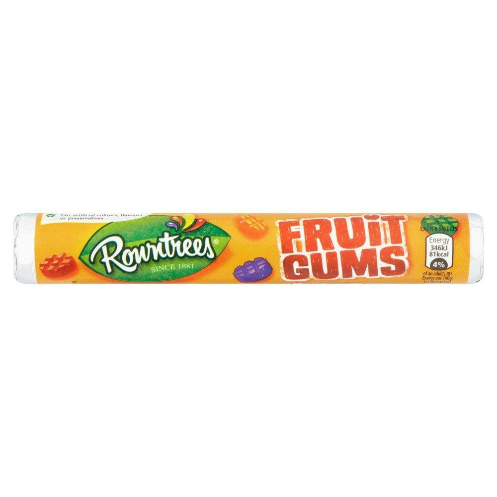 Rowntrees Fruit Gums 48g
