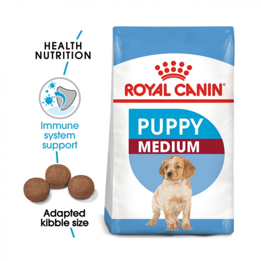 Royal Canin Dry Food Medium Junior 15kg