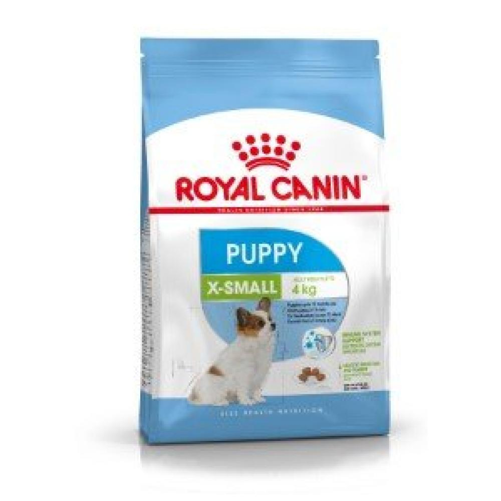 Royal Canin Puppy X-Small Dry Dog Food 1.5kg
