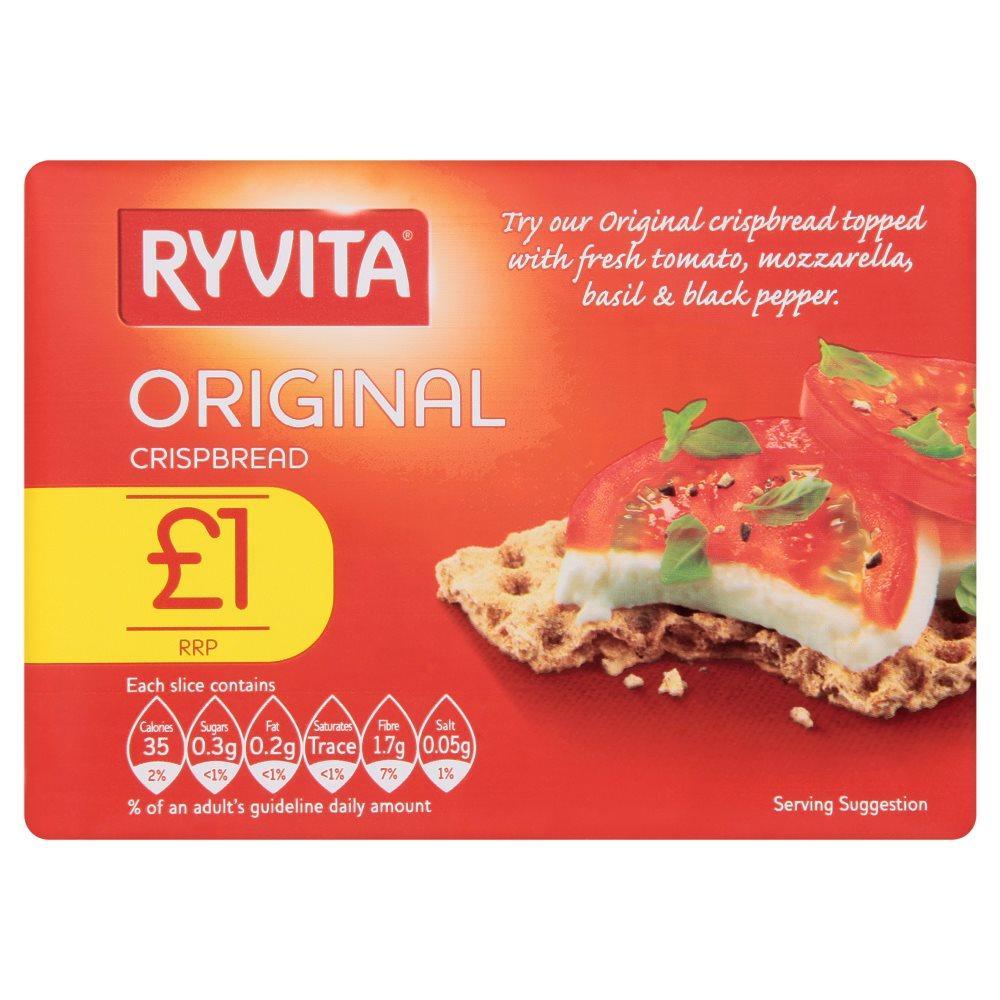 Ryvita Original Crispbread 200g