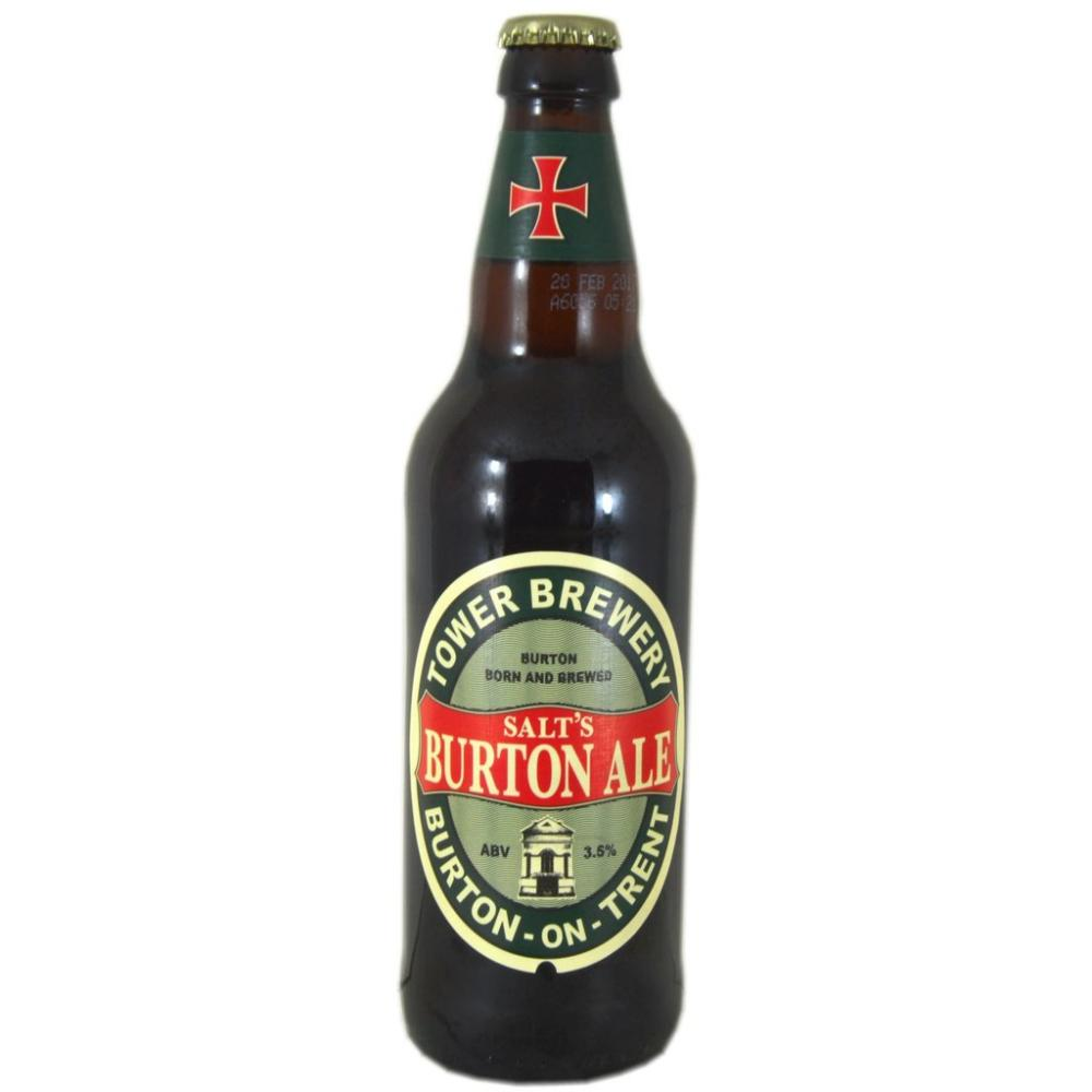 Tower Brewery  Tower Brewery Salts Burton Ale 500ml