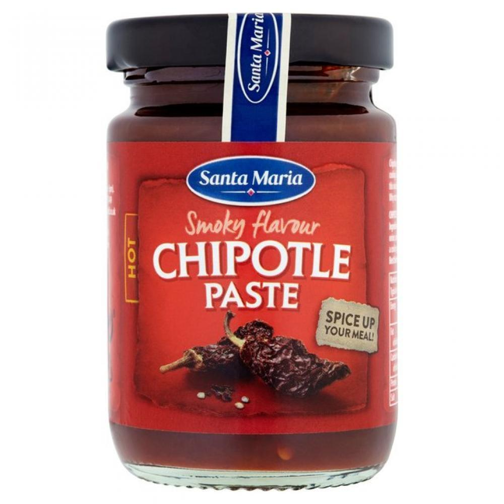 Santa Maria Chipotle Paste 100g
