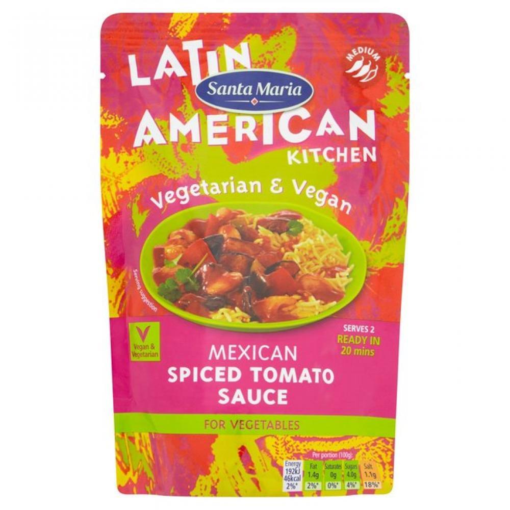 Santa Maria Mexican Spiced Tomato Sauce 200g