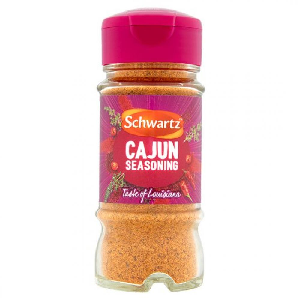 Schwartz Perfect Shake Cajun 44g