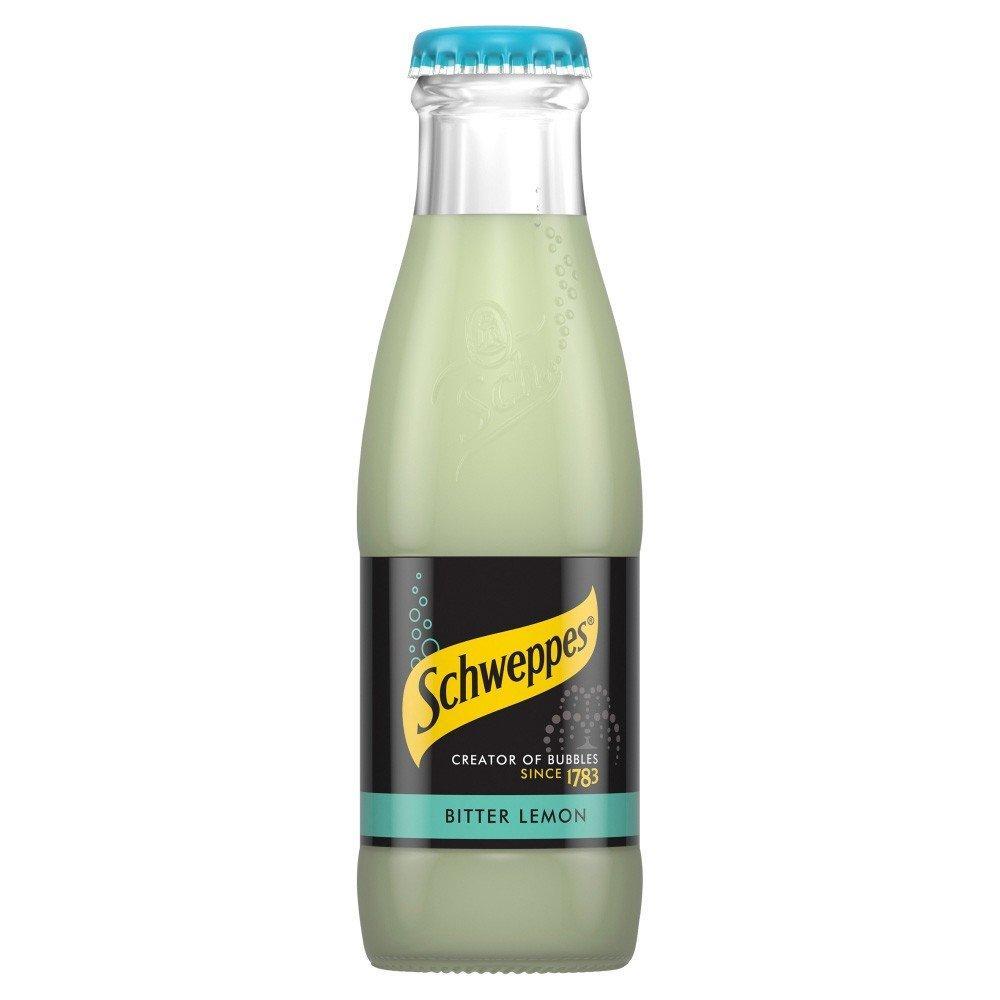 Schweppes Bitter Lemon 125ml
