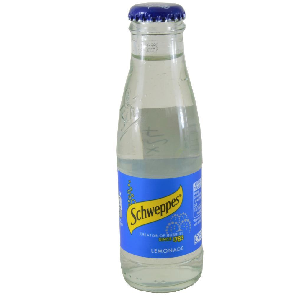Schweppes Lemonade 125ml 125ml 125ml
