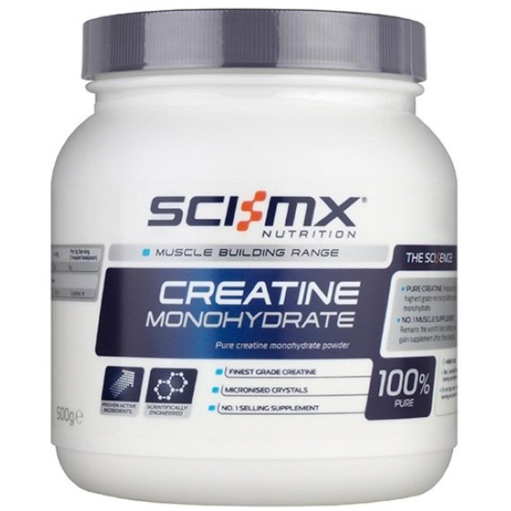 SCI MX Nutrition Creatine Monohydrate 500g