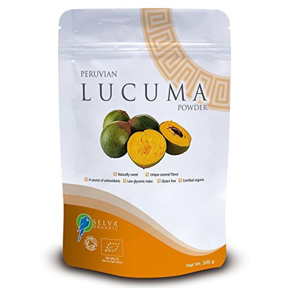 Selva Organic Lucuma Powder 500 g
