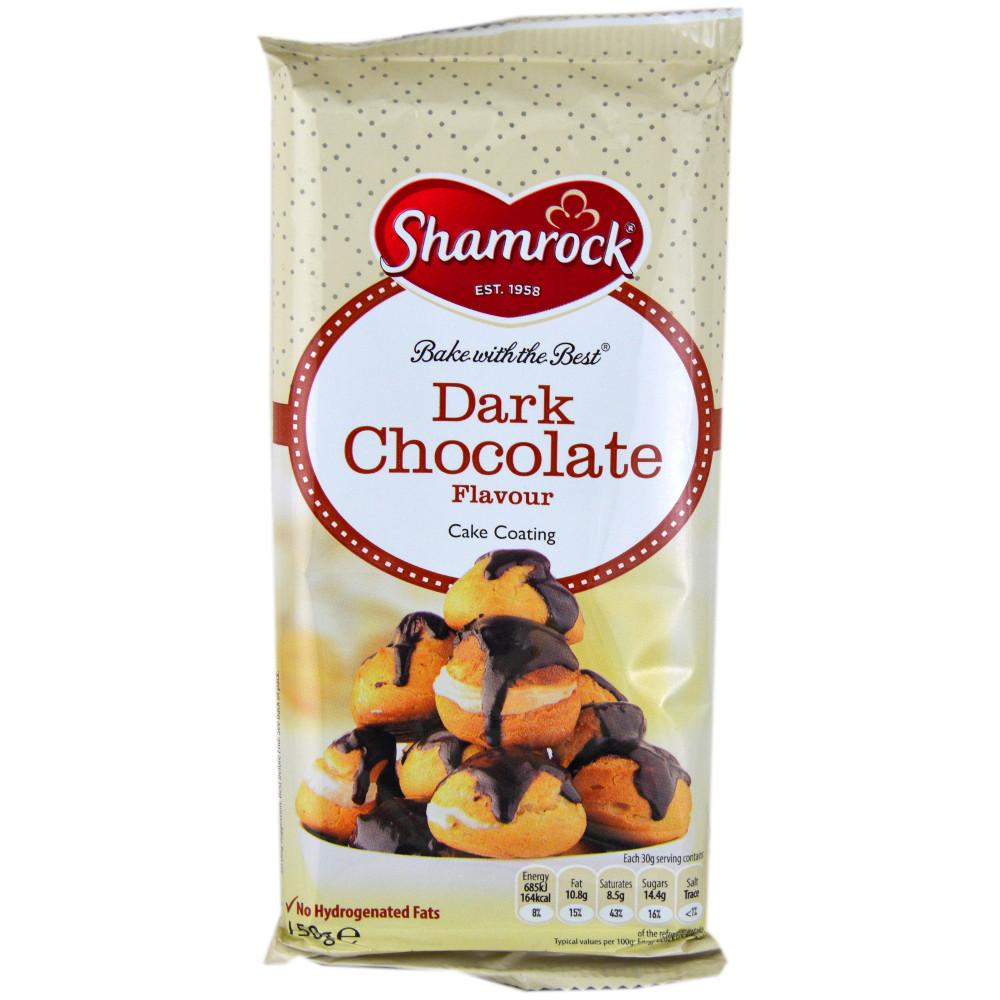 Shamrock Cooking Dark Chocolate 150g