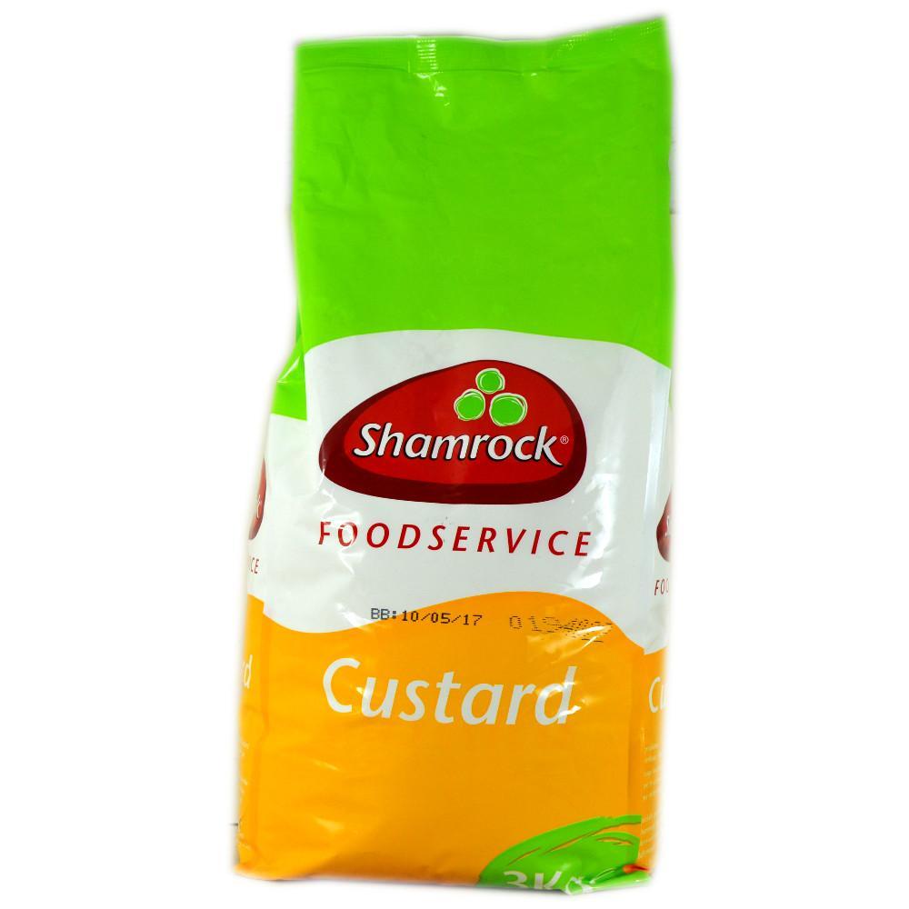 Shamrock Custard 3kg