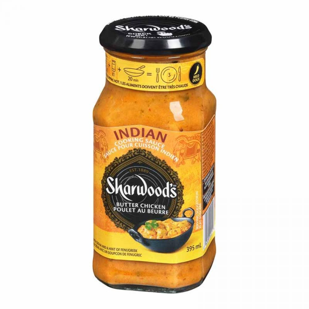 Sharwoods Butter Chicken Cooking Sauce 395g