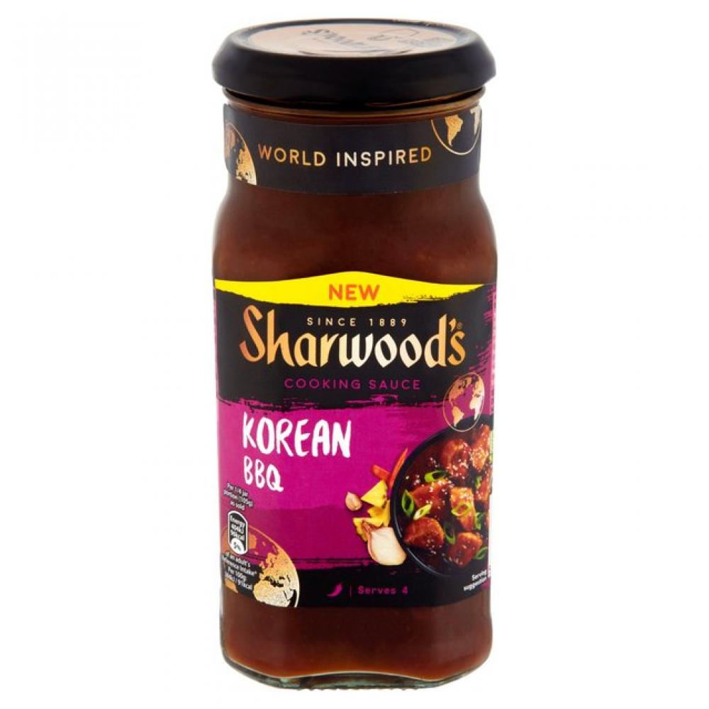 Sharwoods Korean BBQ 420g
